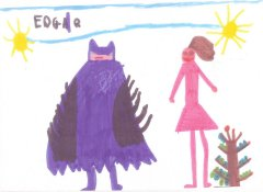 Batman e la mia mamma